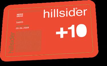 Hillsider Card