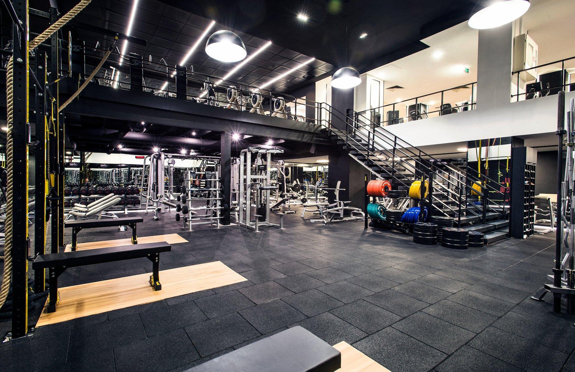 Macfit spor salonu at gym - 3 2