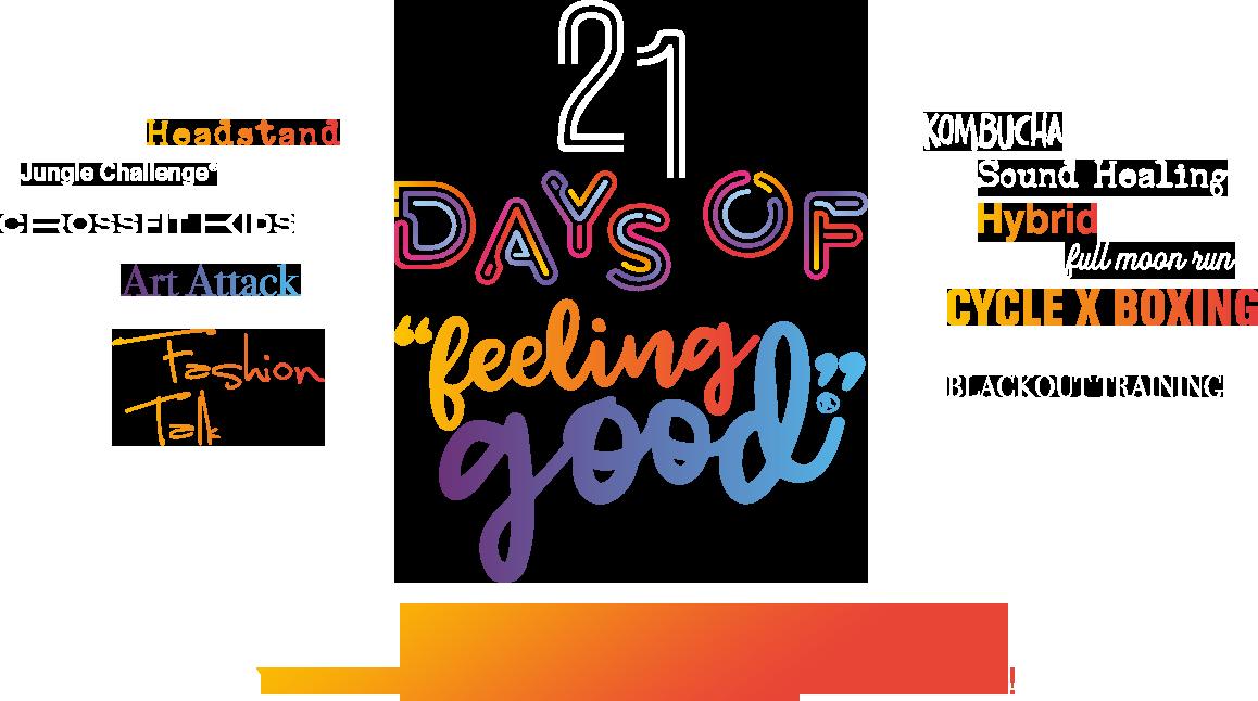 21 Days Program